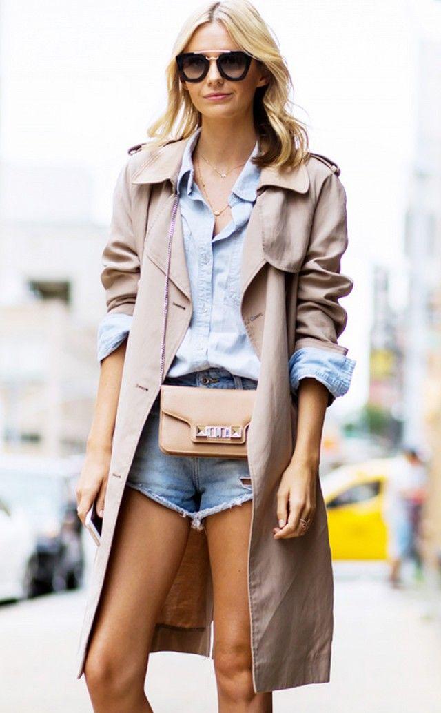 Вряд ли какой либо предмет гардероба имеет столь же богатую историю как тренчкот, даже джинсы, эта городская легенда, не могут похвастаться такой же родословной! В базовом гардеробе – не важно, парижском ли или каком другом – тренч по праву занимает особое место, ведь вещь эта из разряда вечных, утилитарных, шикарных и удобных одновременно. Классический тренч …