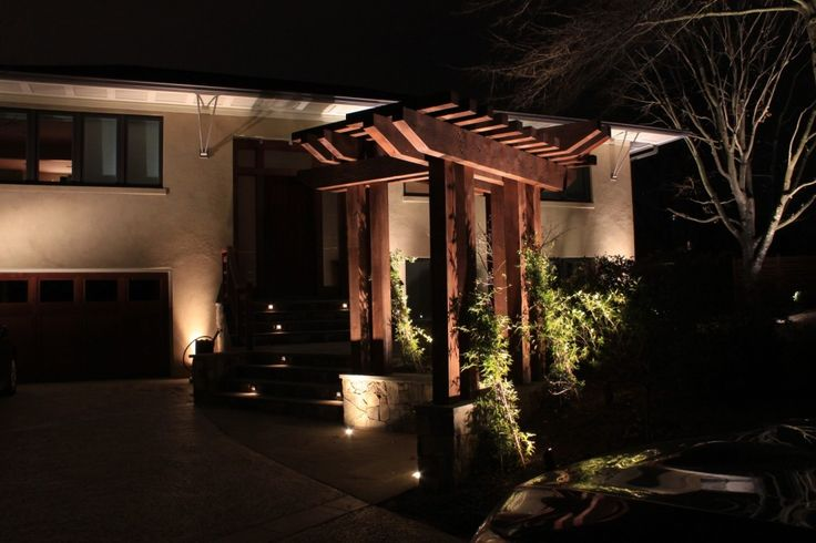 Seven Reasons To Invest In Landscape Lighting