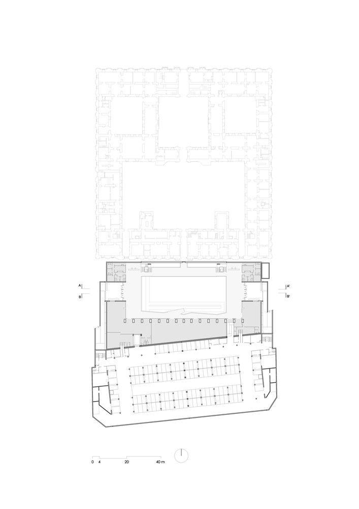 Galería de Centro Cultural Palacio La Moneda y Plaza de la Ciudadanía / Undurraga Devés Arquitectos - 23