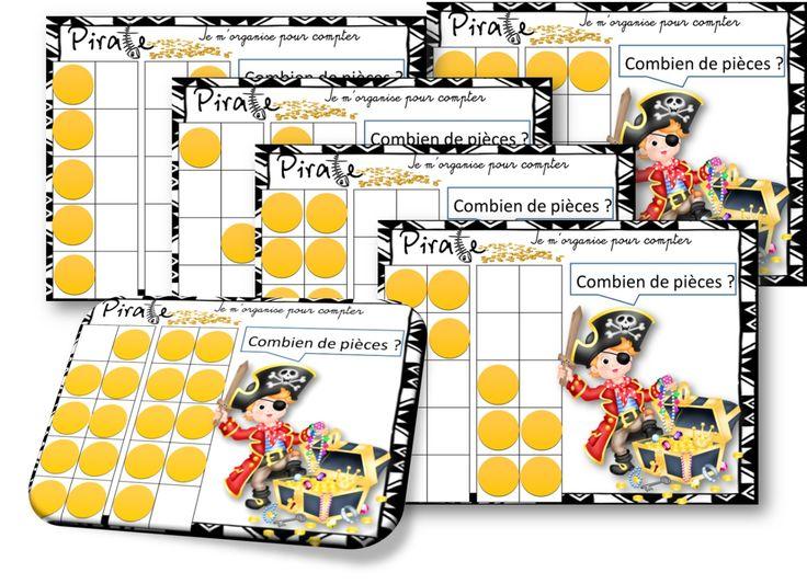 jeu trésor pirates