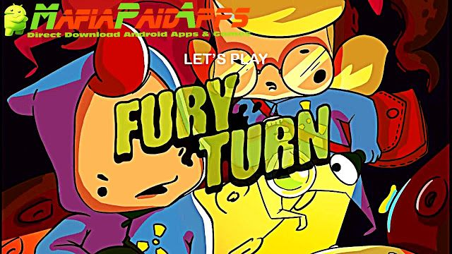 Fury Turn v1.51 (Mod Money) Apk for Android    Fury Turn Apk  Fury Turn is an Action Games for Android  Download last version of Fury Turn Apk Mod for Android from MafiaPaidApps with direct link  Tested By MafiaPidApps  without adverts & license problem  without Lucky patcher & google play the mod   Turn-based action game.  Save the scientists! Prevent biological catastrophe! Eat all the burgers on the way!  An amazing combination of story game turn-based tactical action and puzzles…