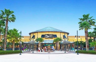 Silver Sand Premium Outlet Mall, Destin, Florida