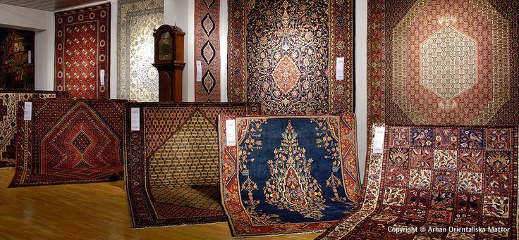 Om konsten att köpa orientaliska mattor