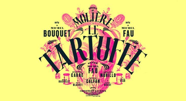 don't miss Évènement : Michel Fau monte Le Tartuffe au Théâtre de la Porte Saint-Martin