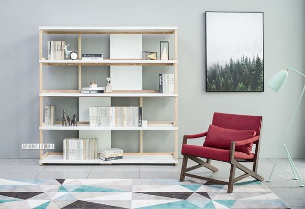 the best attitude e447a 38ab3 Our SALISBURY shelving unit has 5 large white, hi-gloss ...