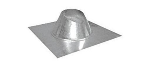 "Imperial GV1384 Roof Flashing Adjustable, 5"", Galvanized"