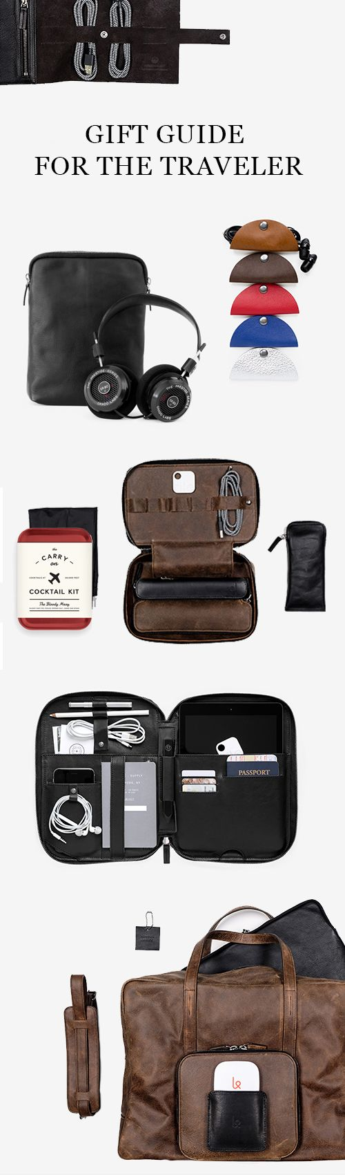 best gifts for the travelers and jetsetters