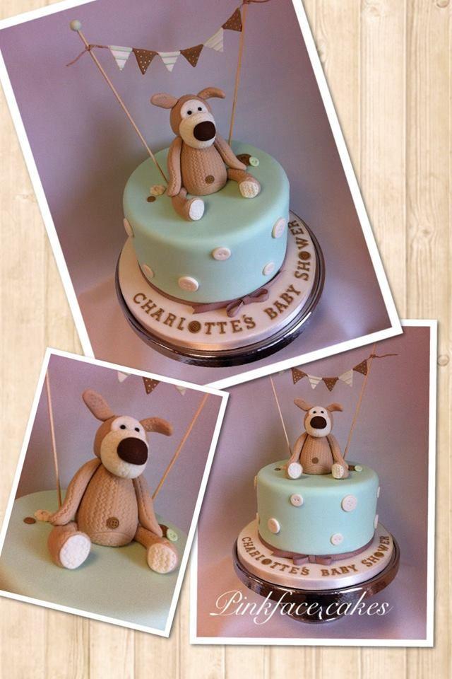 Boofle Birthday Cake