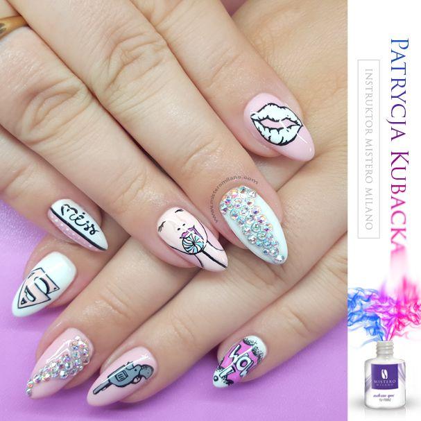 Lolly nails! Mistero Milano