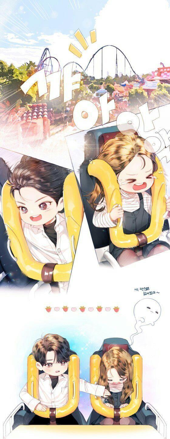 Collection of Images Pasangan anime lucu, Kartun, Chibi