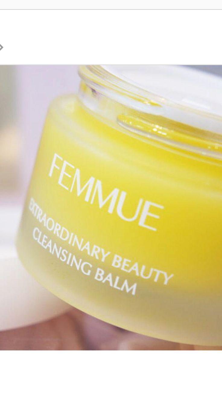 Femmue Facial Cleansing Balm