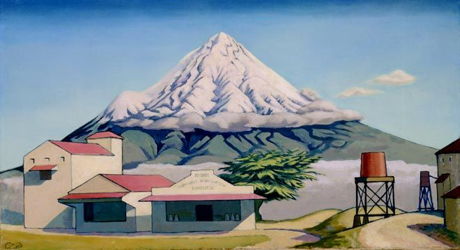 Christopher Perkins, 'Taranaki'