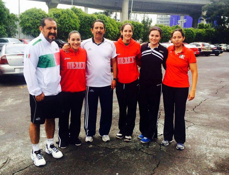 Viaja Equipo de Voleibol femenil a Eslovenia Previo a Mundial ~ Ags Sports