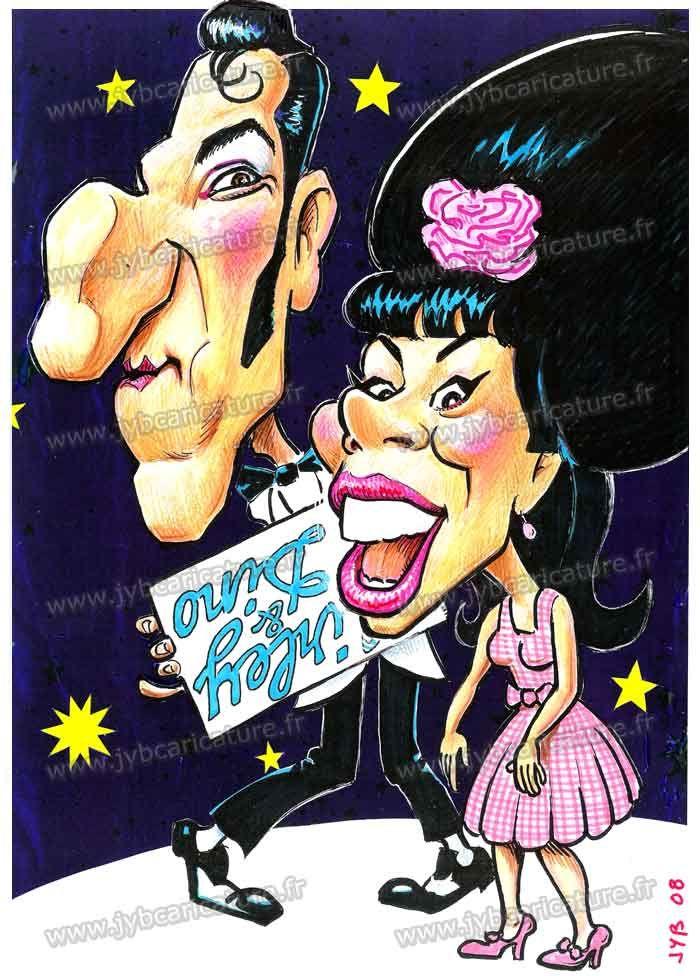 AlloCiné : Forum Stars & célébrités : Caricatures de célébrités