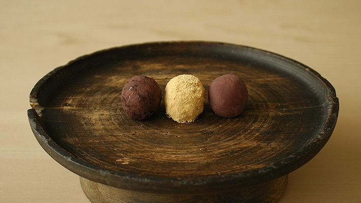 Higashiya namagashi confectionery : Tokyo
