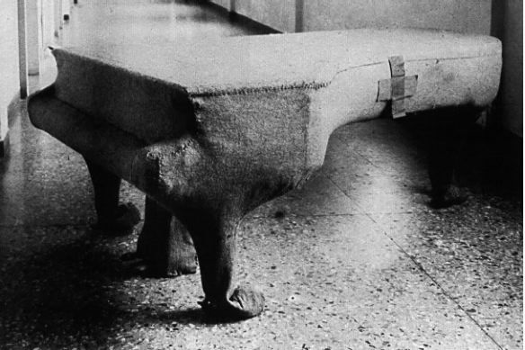 Beuys: Infiltration-homogen for Grand Piano