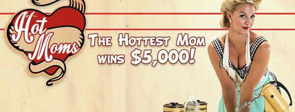 Hottest Mom will Win $5,000. Must try Pittsburgh's Hottest Mom Contest. Closing April 21. http://dve.iheart.com/contests/enter-online/dve-hot-moms-196876/