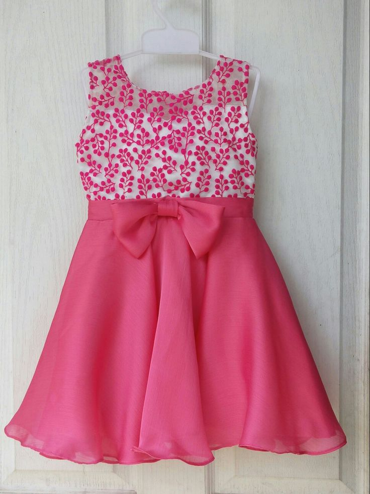 Flower girl pink dress available size 16 to 26 contact venusdressmakersrv@gmail.com Also u can buy this from Amazon