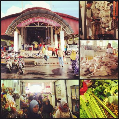 Visit the local wet market at Langkawi and find out why our food tastes so good! (Hint, its the freshness of the locally grown ingredients)