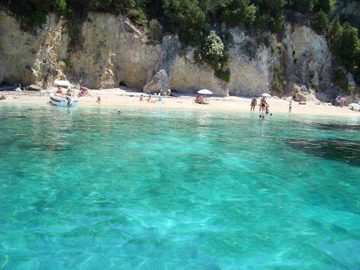 Sybota Epirus Greece