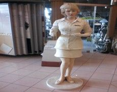 Nurse Statue