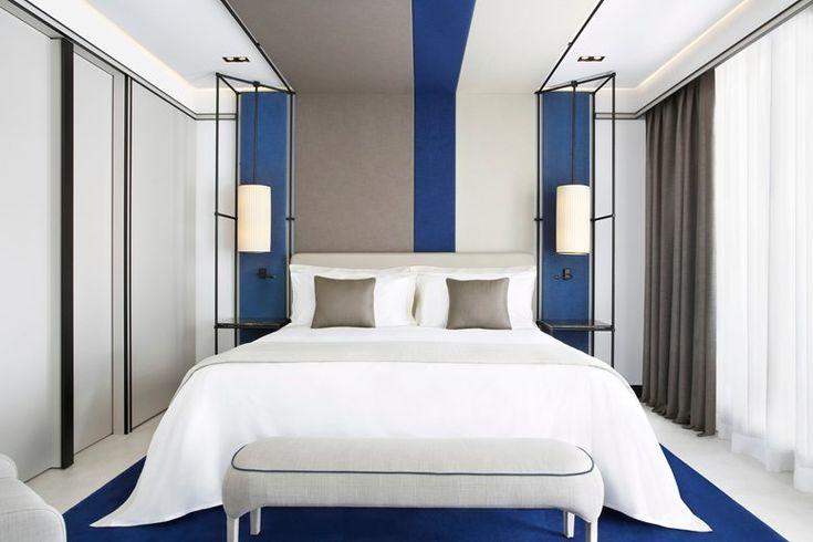 28/11/2016 - Situato nel Golfo di Trieste, il Falisia, a Luxury Collection Resort & Spa, progetto della firma Lazzarini Pickering con Frances