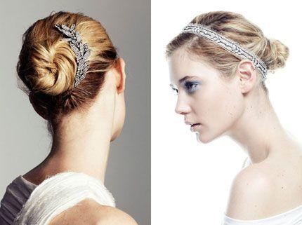 svadobné ozdoby do vlasov - Hľadať Googlom