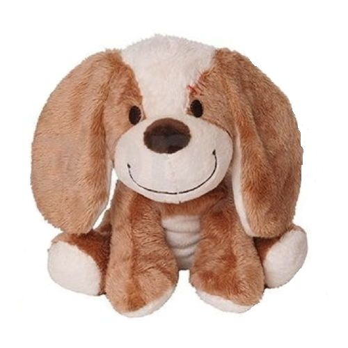 One of three cute machine washable puppies from Happy Horse with little beanie bottoms which make them sit up beautifully.