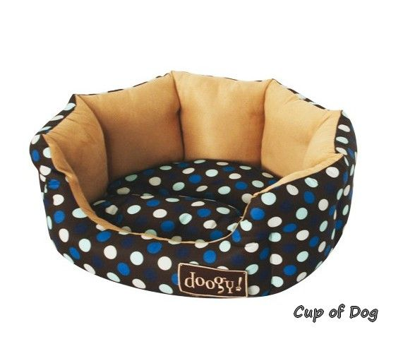 "Corbeille pour chien ""Lovely"" - Doogy https://www.cupofdog.fr/panier-coussin-chihuahua-petit-chien-xsl-253.html"