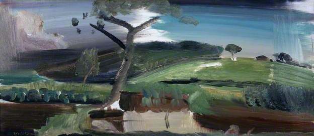 Essex River and Greenhill ivon hitchens