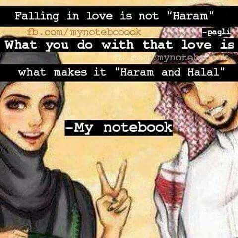 Always choose halal marriage