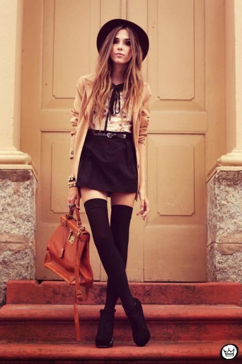 vestido dress: Antix    blazer: Brechó da Neide    bracelets: Kafé    chapéu hat: Romwe    sapato shoes: Asos