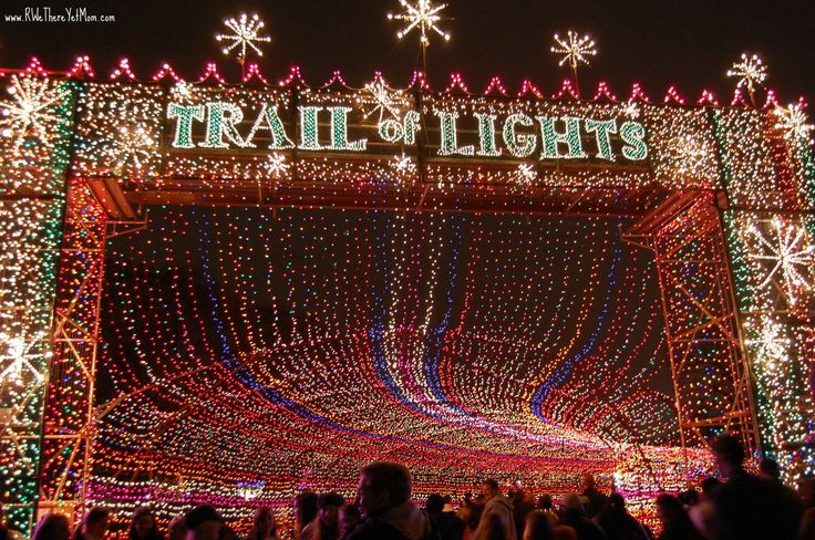 5 Reasons Why You Should See the Trail of Lights ~ Austin, TX 2012 - R We There Yet Mom? | Family Travel for Texas and beyond...