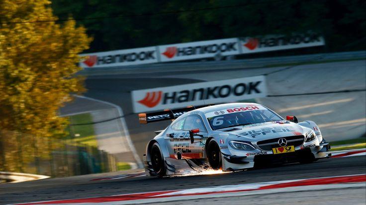 Robert Wickens #6 Mercedes-AMG DTM Team HWA