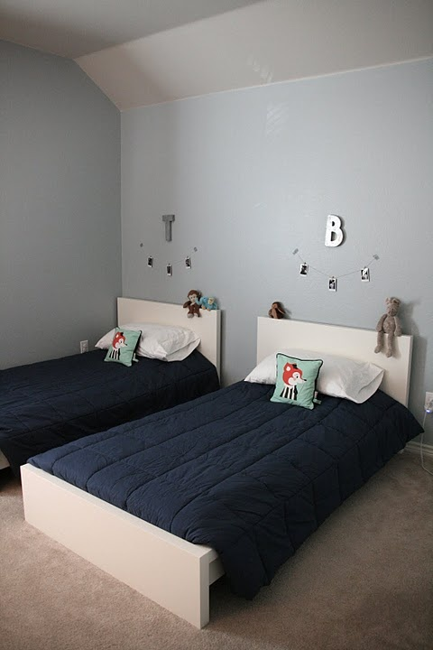 This is totally going to be Tyler and Brandon's room!!