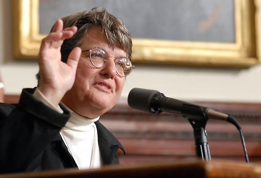 Women of the Year annual lecture - Sister Helen Prejean on campaigning against the death penalty