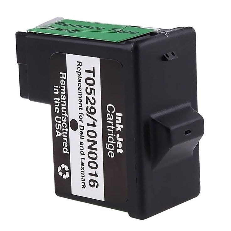 Insten Remanufactured Ink Cartridge Replacement for Lexmark 16/ 17 #1417784