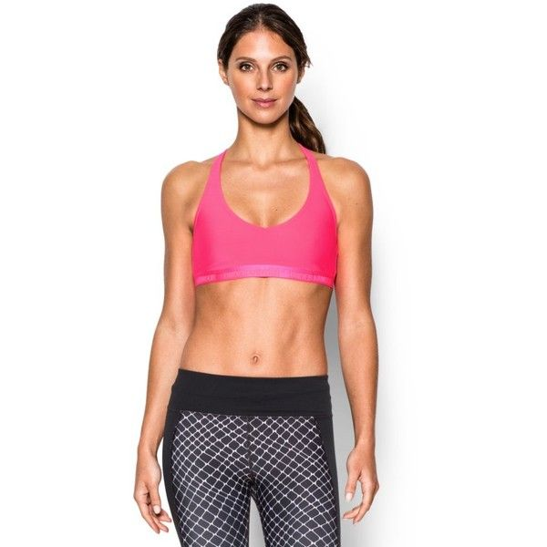 f9c7399374c36 Under Armour Women s UA Armour Low Bra ( 25) ❤ liked on Polyvore featuring  activewear