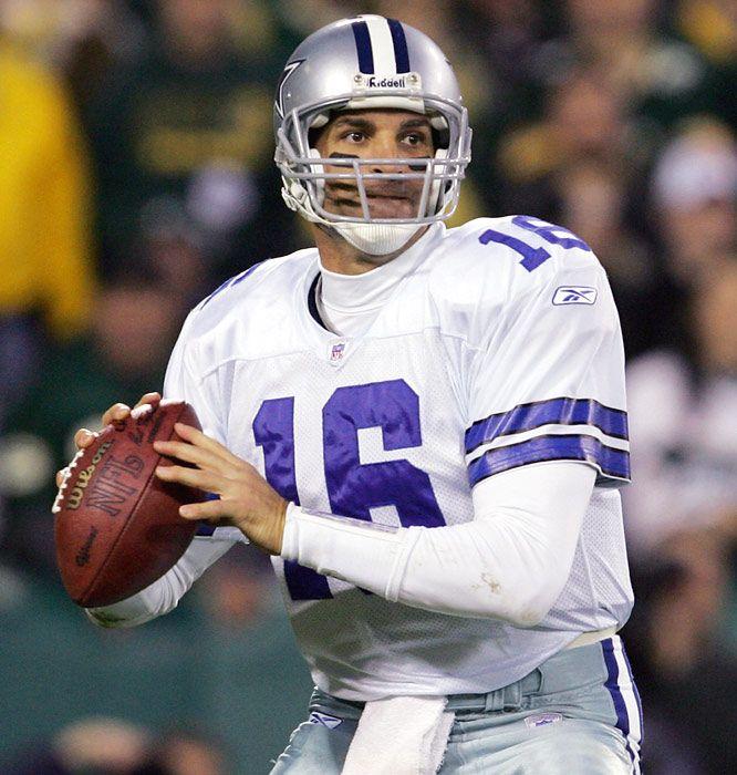 Vinny Testaverde - Dallas Cowboys