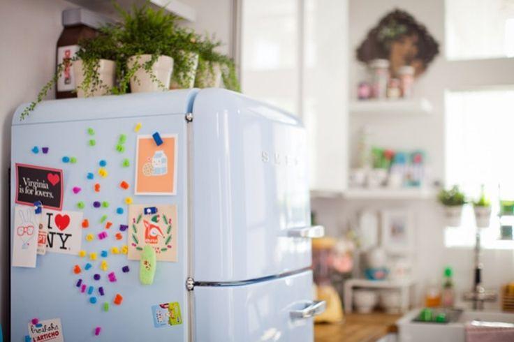refrigerator deco