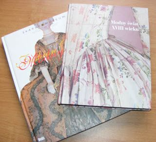 These two books are about the great collection from National Museum in Warsaw, 2002, illustrated. Apart from these two books were issued a catalog in English but without illustration