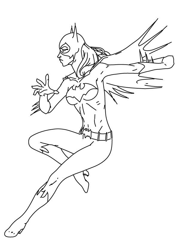 162 best DC Comics Coloring Pages images on Pinterest | Birthdays ...