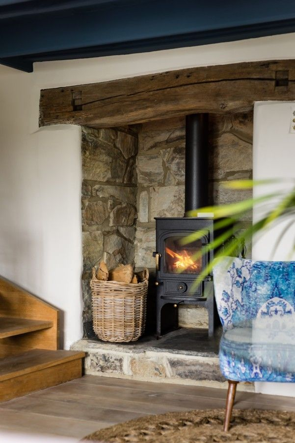 Bohemian Cottage Coverack Cove, Bohemian Luxury Cottage Coverack