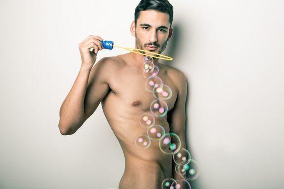 Bubbles Game (model: Almog Badash)