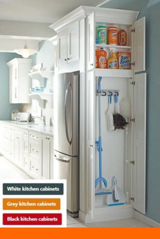 painted kitchen cabinets diy and kitchen cabinet color ideas 2018 rh pinterest com 2018 Kitchen Colors with Cherry Cabinets Bathroom Color Ideas 2018