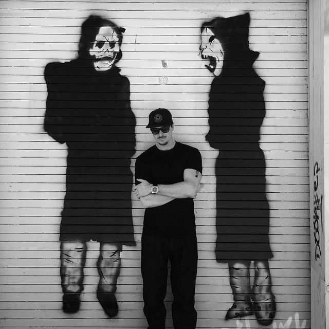 "Ghost Adventures: ""They are always around me....."" - Zak Bagans."
