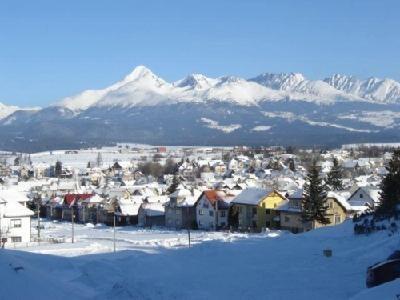 Slovakia, Važec - Village under the High Tatras