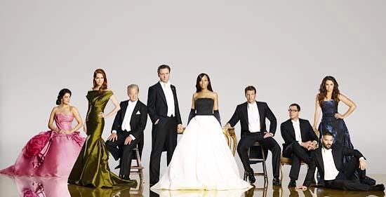 The cast's promo picture for season 4 is here and they're dressed up like they're going to #ScandalProm. What clues are they trying to give us? I have ideas