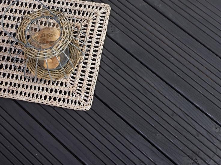 16 best Terrasses en bois images on Pinterest Wooden decks, Cancun - photo terrasse carrelage gris