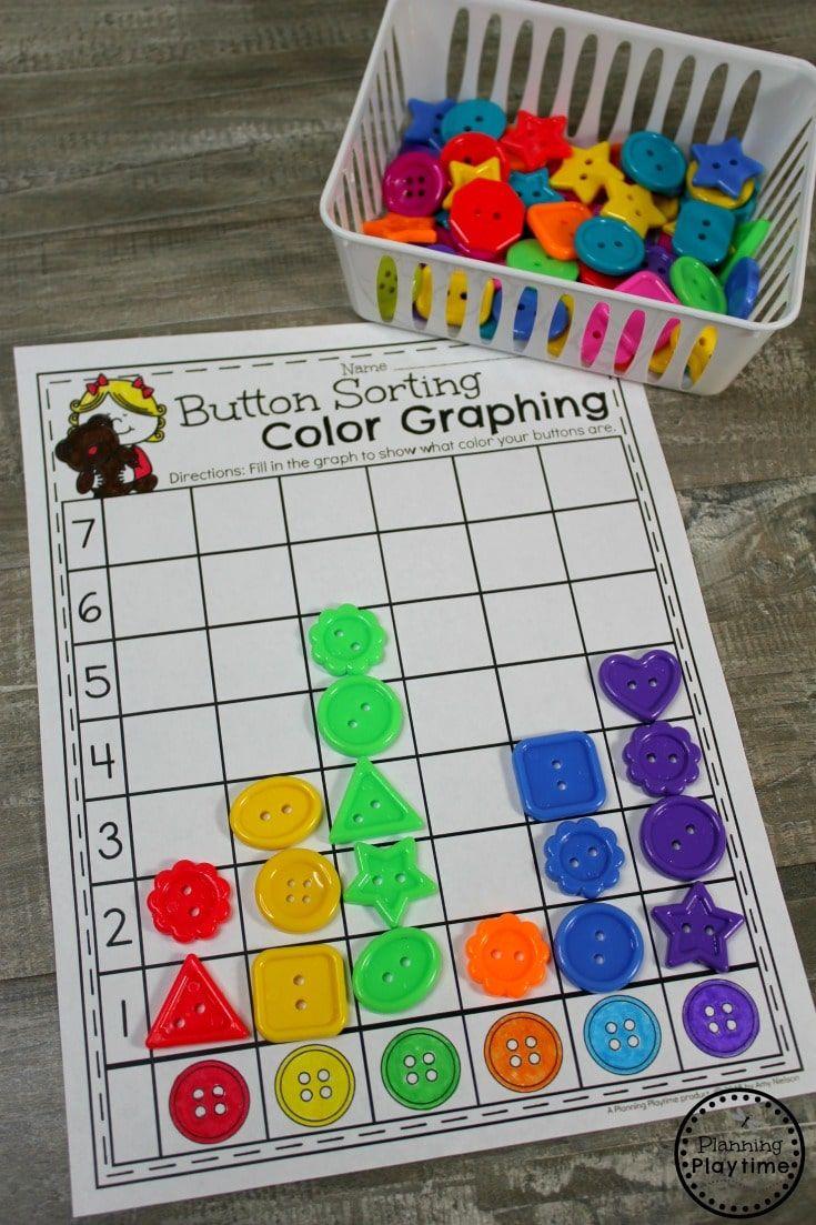 Measurement Worksheets Planning Playtime Kindergarten Math Activities Math Activities Preschool Graphing Activities [ 1103 x 735 Pixel ]